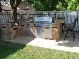 Pergola Kitchen Outdoor by Outdoor Kitchen Fantastic Outdoor Kitchen With Fresh Landscape