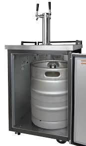 Buy A Keg Beverage Air Bm23 2 Dual Faucet Keg Refrigerator Beveragefactory Com