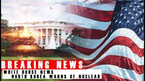 Is Today Flag Day Breaking News Today About White House U0026 North Korea Warns Of