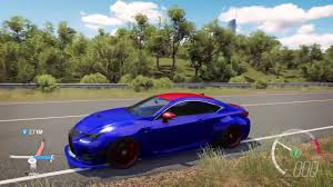 lexus lfa body kit forza horizon 3 lexus rc f wide body tuning youtube