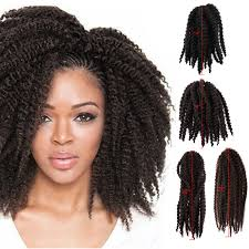 marley hair extensions glam crochet braid 14 22 afro marley twist two tones braiding