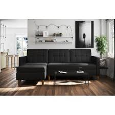 Faux Leather Sectional Sofa Faux Leather Sectional Sofas Joss