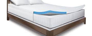 9 Best Mattress Toppers Serta 2 5 Inch Gel Memory Foam Mattress Topper Review Sleep Is