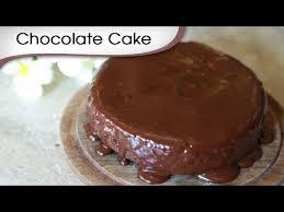 Eggless Chocolate Cake Christmas Special Cake Recipe Annuradha