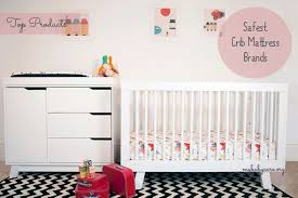 Top Crib Mattress The Safest Healthiest Crib Mattresses For Your Baby