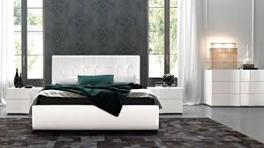 White Italian Bedroom Furniture Plush Italian Bedroom Furniture With Solid White Bed And Pixelate