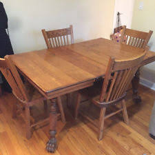 oak dining chairs ebay