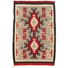 Handmade Wool Rug Vintage Navajo Rug Oriental Rug Handmade Wool Rug Red Taupe