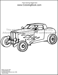 wheels rod coloring page and coloring pages snapsite me