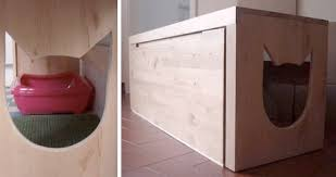 customized cat litter box cover pets trends