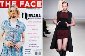 10 current fashion trends that kurt cobain did first highsnobiety