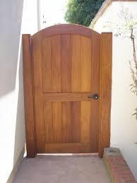 Backyard Gate Ideas Best 25 Backyard Gates Ideas On Pinterest Fence Gate Design