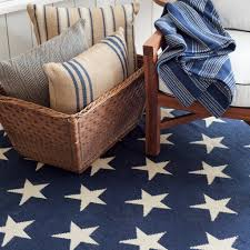 star indoor outdoor rug in navy u0026 ivory design by dash u0026 albert