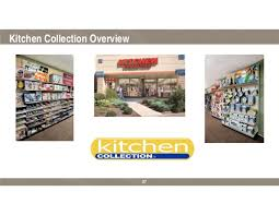kitchen collection nacco investor presentation