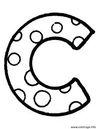 Lettre C Coloriage En C Mandala Coloriage Lettre Arabe A Imprimer