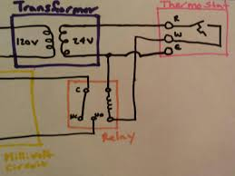 wiring how can i wire my wifi thermostat to control my millivolt