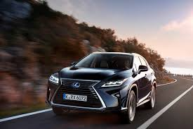 new lexus rx lexus lf 1 limitless crossover concept revealed by car magazine
