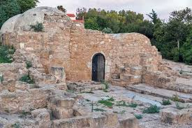Ottoman Baths Ancient Turkish Baths In Paphos Stock Image Image Of Nobody