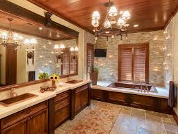 earth tone bathroom designs view in gallery earth tone colors copper faucets sink