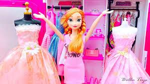 Princess Design Kitchens Princess Bedroom Barbie Morning Routine Anna Boyfriend