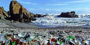 glass beach glass beach fort bragg ca winecountry com