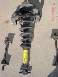 2007 cadillac escalade front struts diy front strut replacement