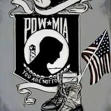 army fallen comrade table script pow mia missing man table ann m wolf