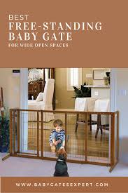 north states superyard 3 in 1 metal baby gate can be setup as a