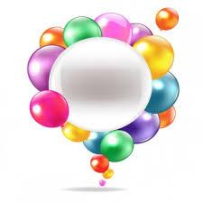 palloncini clipart vettore di palloncini colorati vector misc vettoriali gratis