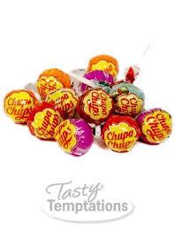chupa chup chupa chups original lollipops 13g tasty temptations