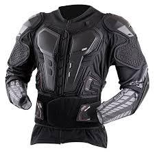 fox motocross chest protector evs g6 ballistic jersey revzilla