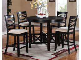 standard furniture dining room counter height table w 4 stools