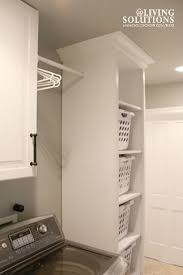 Organizing Laundry Room Cabinets 159 Best Laundry Rooms Images On Pinterest Laundry Room Doors
