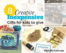 8 creative inexpensive birthday gifts for to give the