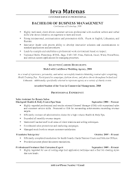 Best Resume For Hotel Management by Salon Manager Resume Berathen Com