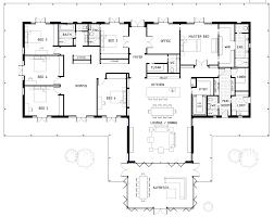 6 bedroom floor plans home planning ideas 2017