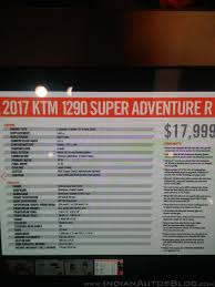 new 2017 1290 sa r page 18 adventure rider