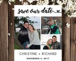 save the dates cheap cheap save the date etsy