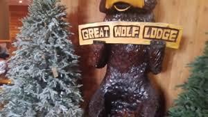 great wolf lodge garden grove walk through youtube