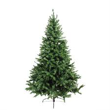 artificial christmas tree 6 ft pre lit canadian pine artificial christmas tree candlelight