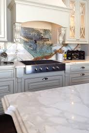 white cabinets with gray granite perfect home design