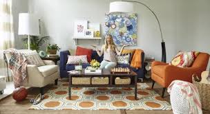 Orange Living Room Chairs by Homegoods Sofa