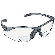 safety glasses wrap style clear cheaters duluth trading