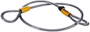 amazon com onguard akita loop cable lock cable bike locks