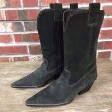 michael kors womens boots size 12 michael kors suede cowboy boots for ebay