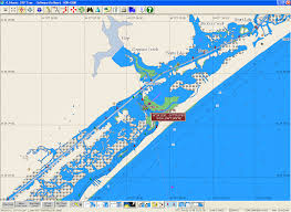 Florida Intracoastal Waterway Map by Icw Map My Blog