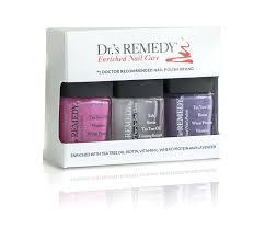 amazon com dr u0027s remedy nail polish gift set doctor
