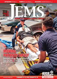 ems emergency medical services training paramedic emt news