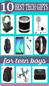 holiday gift guide gifts for teen boys christmas shopping list