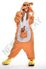 Kangaroo Halloween Costumes Kangaroo Costume Ebay